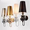 Современные короткие Настенные светильники для спальни простые прикроватные лампы креативные Настенные светильники для гостиной E27 кухон...