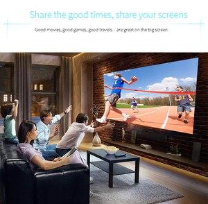 Image 3 - Mirascreen K4 TV Stick 2.4G bezprzewodowa karta wi fi do wyświetlacza wsparcie 1080P HD Miracast Airplay dla Android IOS inteligentny telefon komputer stołowy