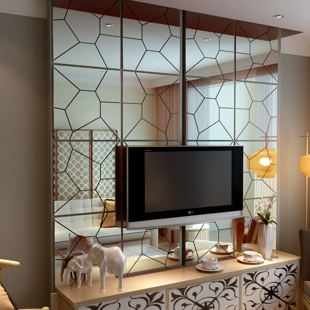 Acrylic Wall Mirror online get cheap geometric wall mirror -aliexpress | alibaba group
