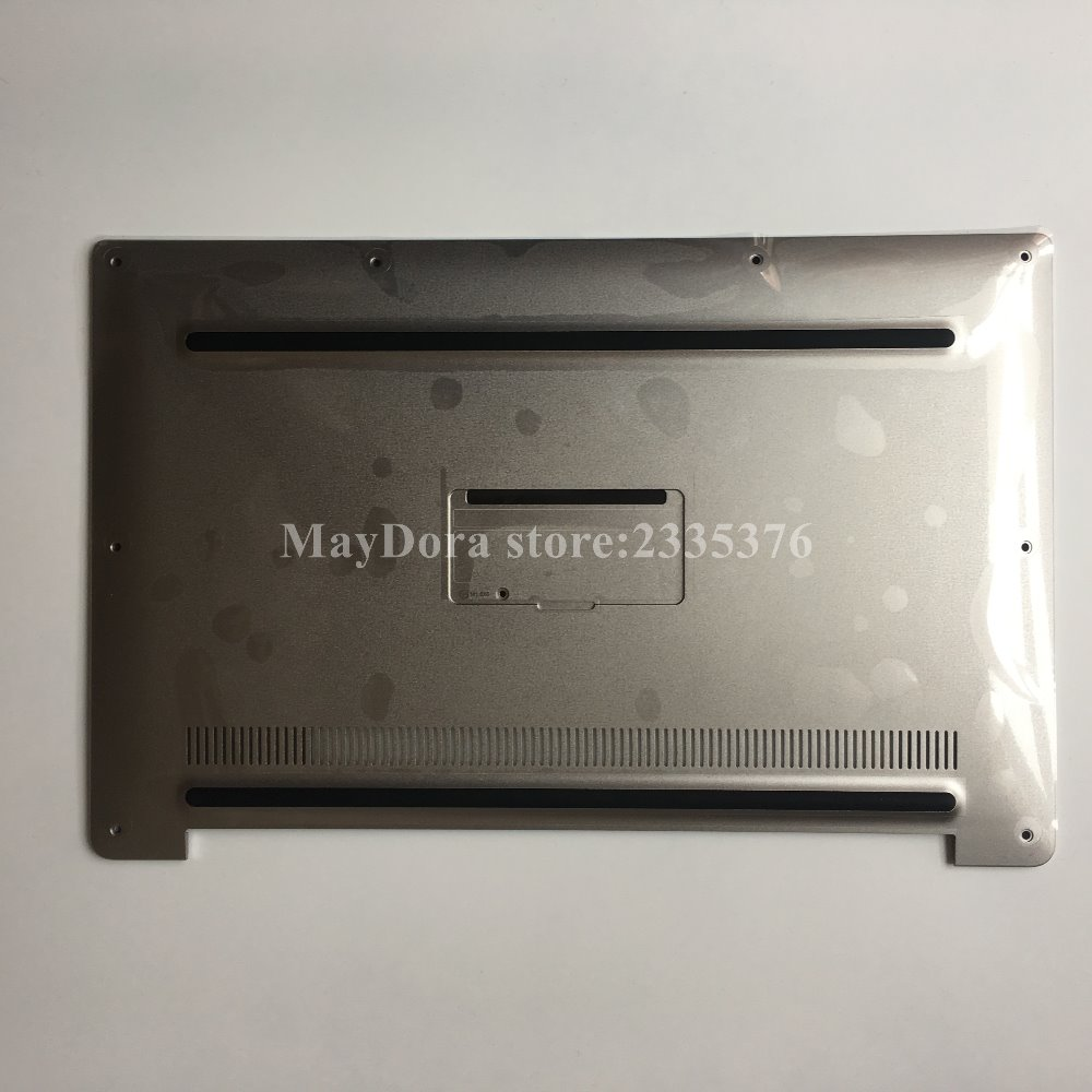 NEW laptop parts for DELL XPS13-9350 BOTTOM BASE COVER DOOR DPN:CN- 0NKRWG free nylokscrews 0NKRWG brand new original base cover for dell xps 13 9350 9360 genuine for dell xps 13 9350 9360 0nkrwg bottom case cover