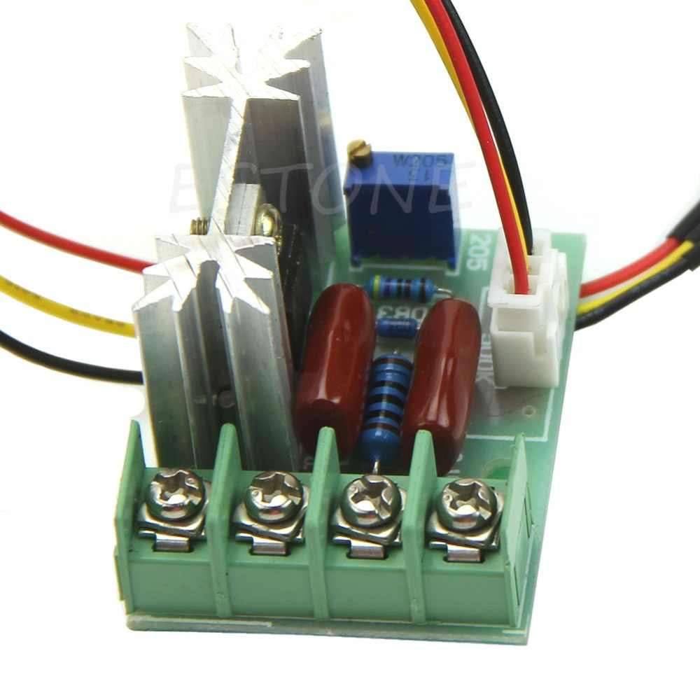 4pcs 2000W Power Thyristor Electronic Volt Regulator Governor Speed Controller