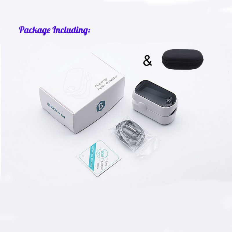 Image 5 - Medical Portable Pulse Oximeter OLED Pulsioximetro Spo2 blood oxygen Heart Rate Monitor Oximetro De pulso Dedo Household Health-in Blood Pressure from Beauty & Health