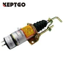 366-07197 12v SA-3405T Электромагнит отключения подачи топлива для продажи промышленные дизельные генераторы