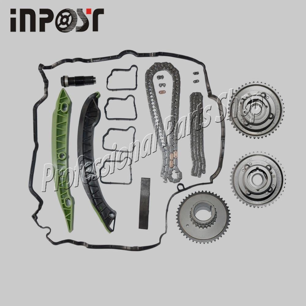 Exhaust & Intake Adjuster Actuator Timing Chain Kit
