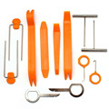 12pcs/set  DIY Portable Vehicle Car Auto Door Clip Panel Audio Refit Trim Removal Tools Set Kit  Pry Refitting Repairing Tool