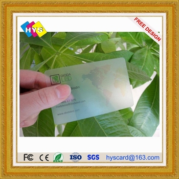 Business card and smart rfid card supply 1