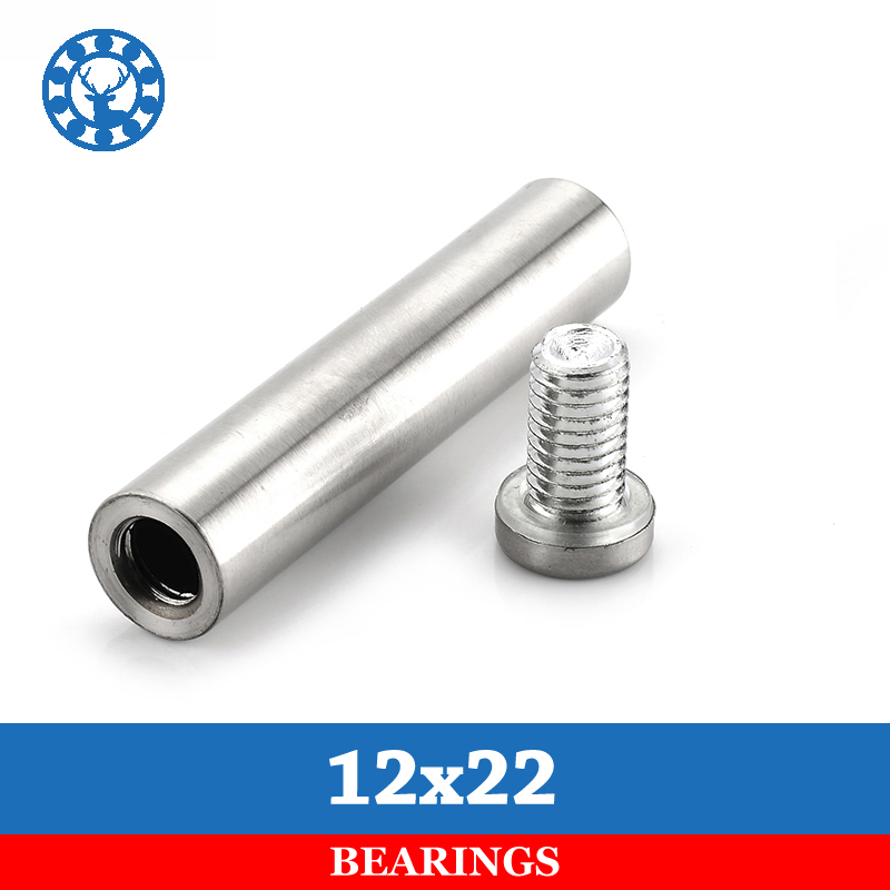 12mm x 27mm Metal Advertising Nail Frameless Glass Standoff Clamp 10pcs