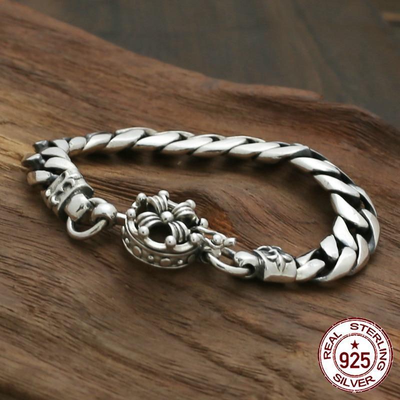 S925 sterling silver men