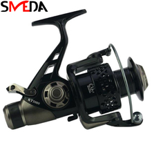 Fishing Reel Spinning Pesca Carretilha Baitcasting Carp Reel Full Metal Coil Reel Boat Rock Fishing Wheel Mulinet De Peche