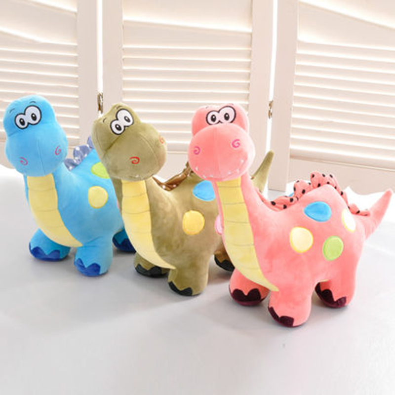 stuffed toys 43*40cm lovley dinosaur plush toys Jurassic anime kawaii plush dolls stuffed pillow birthday gift stuffed toys