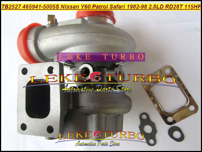 Turbo TB2527 465941 465941-0005 452022 14411-22J01 14411-22J00 14411-22J02 1441122J01 For NISSAN Patrol Y60 Safari RD28T 2.8L D детектор testboy tb 28