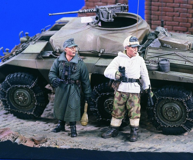 1:35  German Recon Squad