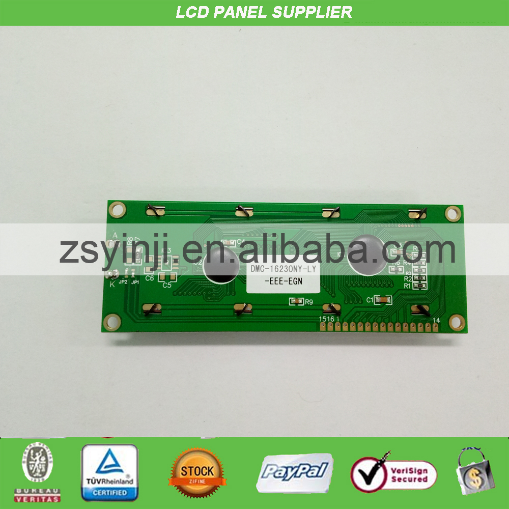 LCD Part Number DMC-16230NY-LY-EEE-EGN