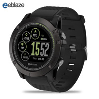Zeblaze VIBE 3 HR Smartwatch IP67 Waterproof Wearable Device Heart Rate Monitor IPS Sport Display Smart Watch For Android IOS