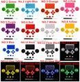 Плющ королева пользовательские 11 шт. 15 цветов матовая аналоговые джойстики D - лицо кнопки комплект для Sony Playstation 4 PS4 контроллер беспроводной