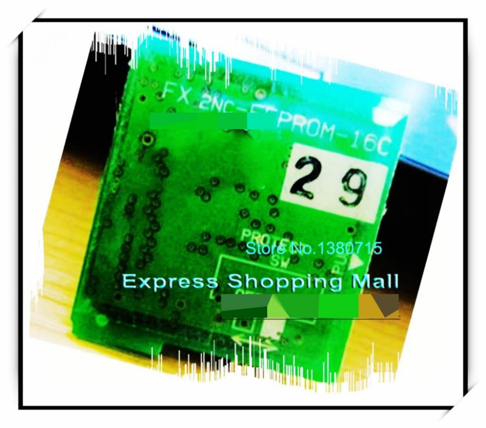 New Original FX2NC-EEPROM-16C EEPROM memory FX2NC Series new original fx3g eeprom 32l plc memory cassette