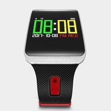 TF1 Bluetooth Smart Браслет IP68 Водонепроницаемый сердечного ритма крови кислородом трекер сна Смарт-часы трекер активности браслет