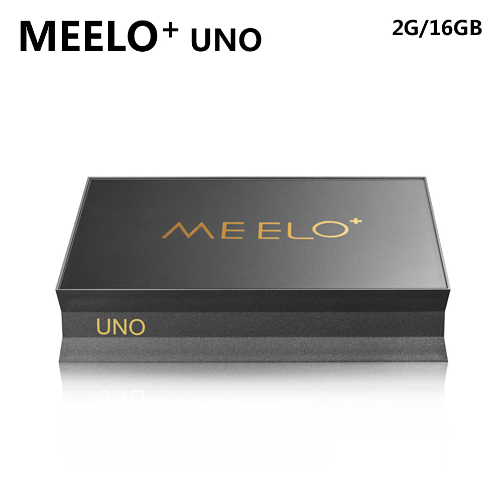 SZ Android 5.1.1 Meelo uno 2G 16G TV Box DVB-T2 DVB-S2 Amlogic S905 Quad Core 1080p 4K kodi DVB original k1 plus s2 t2 android 5 1 tv box amlogic s905 quad core 64bit support dvb t2 dvb s2 1g 8g 1080p 4k tv box support ccamd