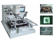 RD500 SMT welding machine bga repair machine with 3 temperature zones,hot air infrared bga smd rework station