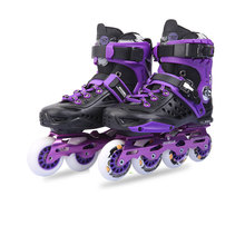 2015 Professional Four Wheel Skates Hockey Skates And Ice Hockey Skates For Men And Women Roller Skate Adults 3 Colors