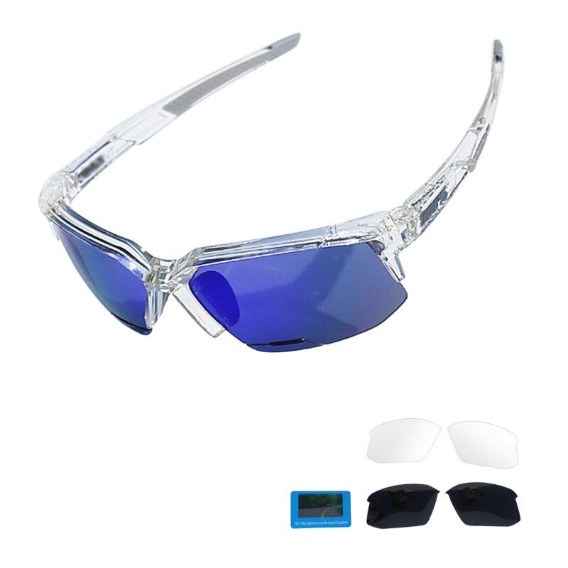 Prix pour 100% Speedcoupe Polarisées Vélo Lunettes Polarisées 3 Lentille Vélo Accessoires Sports de Plein Air De Pêche Escalade lunettes de Soleil Lunettes