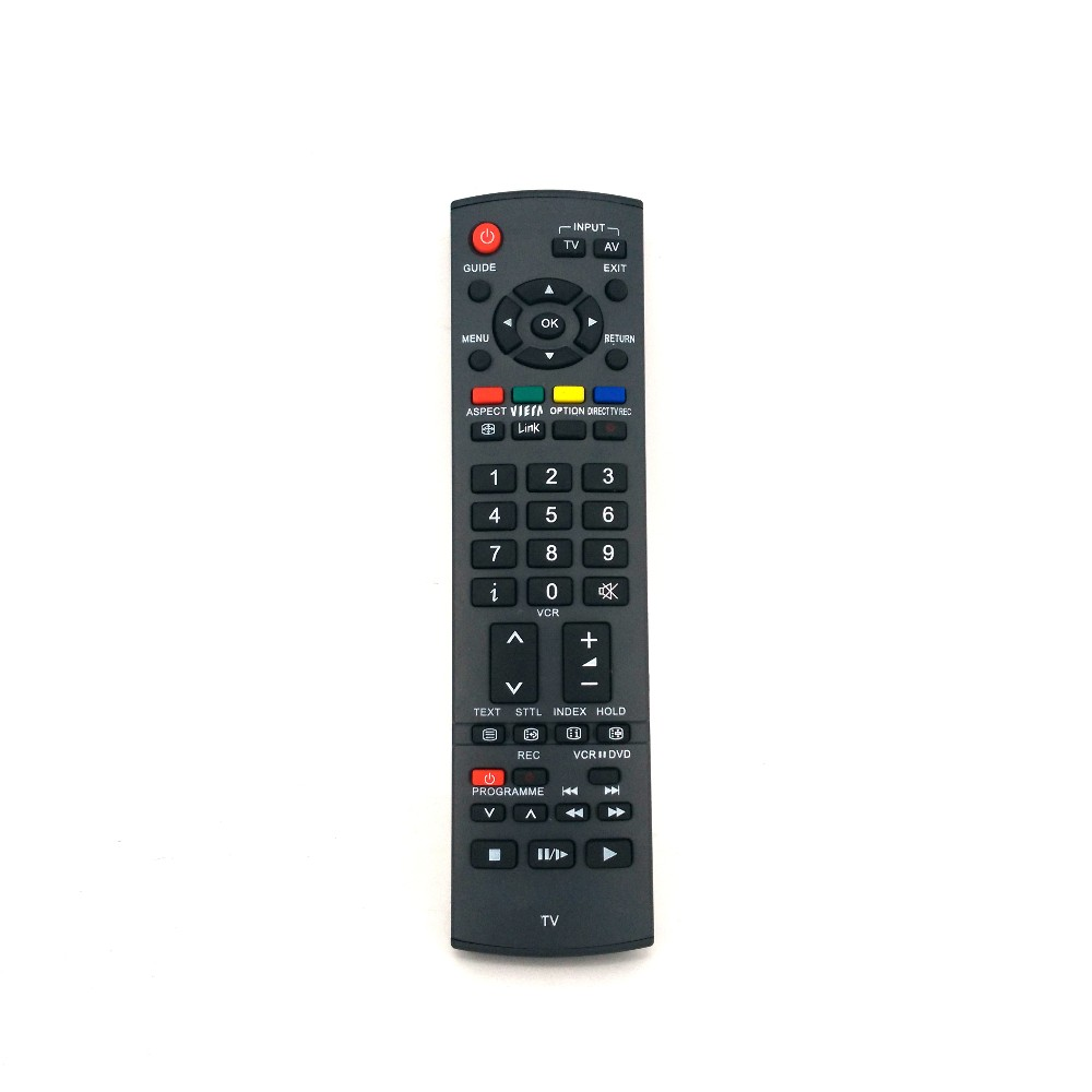 New Replacement For Panasonic TV Remote Control Smart