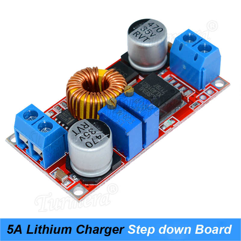 XL4015 5A DC В DC CC CV литиевая батарея понижающая зарядная плата светодиодный трансформатор литиевое зарядное устройство Модуль Turmera Оригинал JY