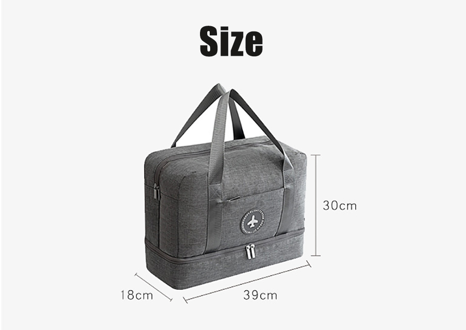 HTB1alonXjvuK1Rjy0Faq6x2aVXaZ Quality Sports Bag Training Gym Bag Shoes Storage Men Woman Fitness Bags Durable Multifunction Handbag Outdoor Sporting Tote