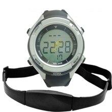 Водонепроницаемый Пульс беспроводной polar пульсометр часы цифровой кардио сенсор Фитнес Спорт Бег hrm нагрудный ремень пульсометр