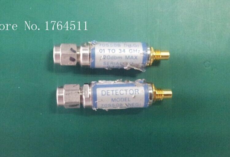 [BELLA] WILTRON 70S50A (NEG) 0.01-18.5GHZ RF Coaxial Detector SMA-SMC