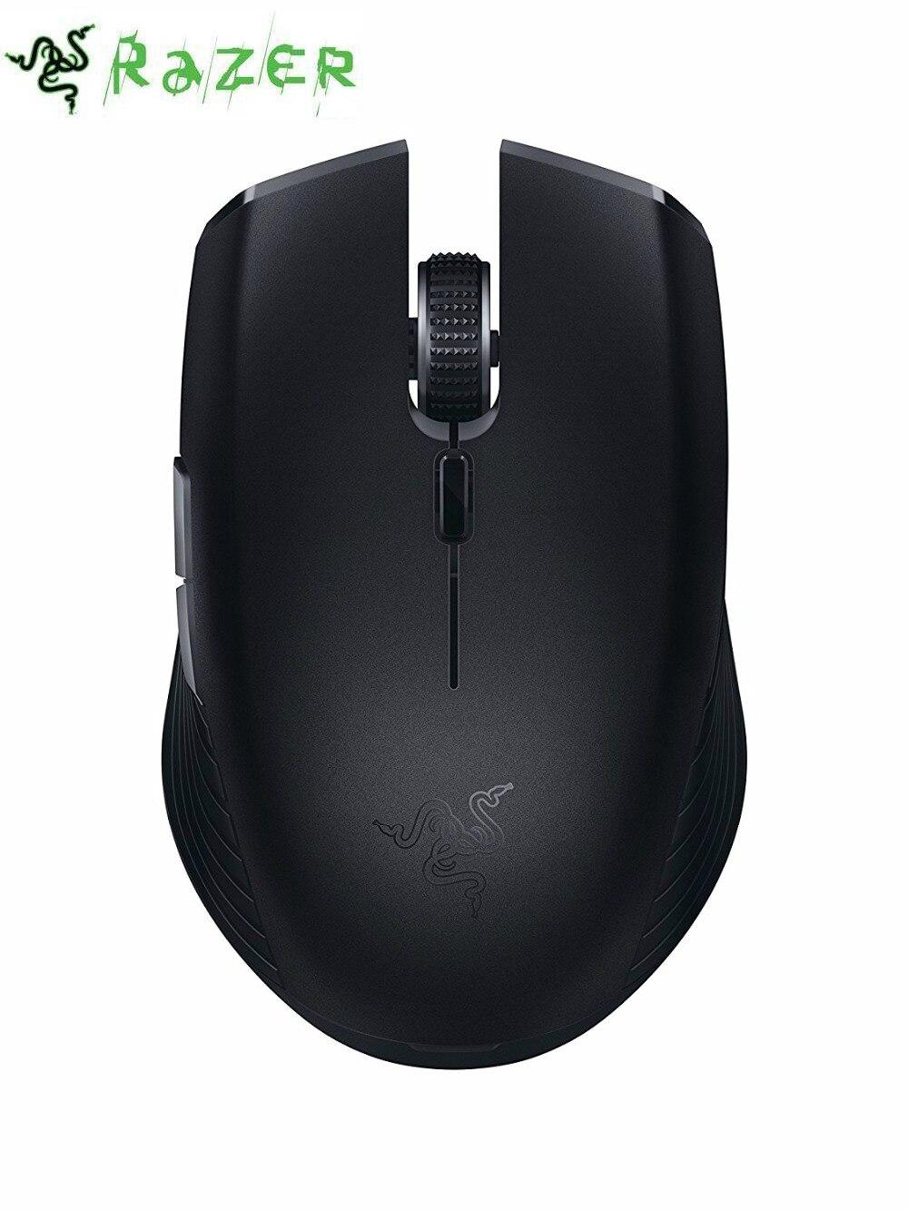 все цены на Razer Atheris - Ambidextrous Bluetooth/2.4Ghz Wireless Portable Gaming Mouse - 7,200 DPI Optical Sensor онлайн