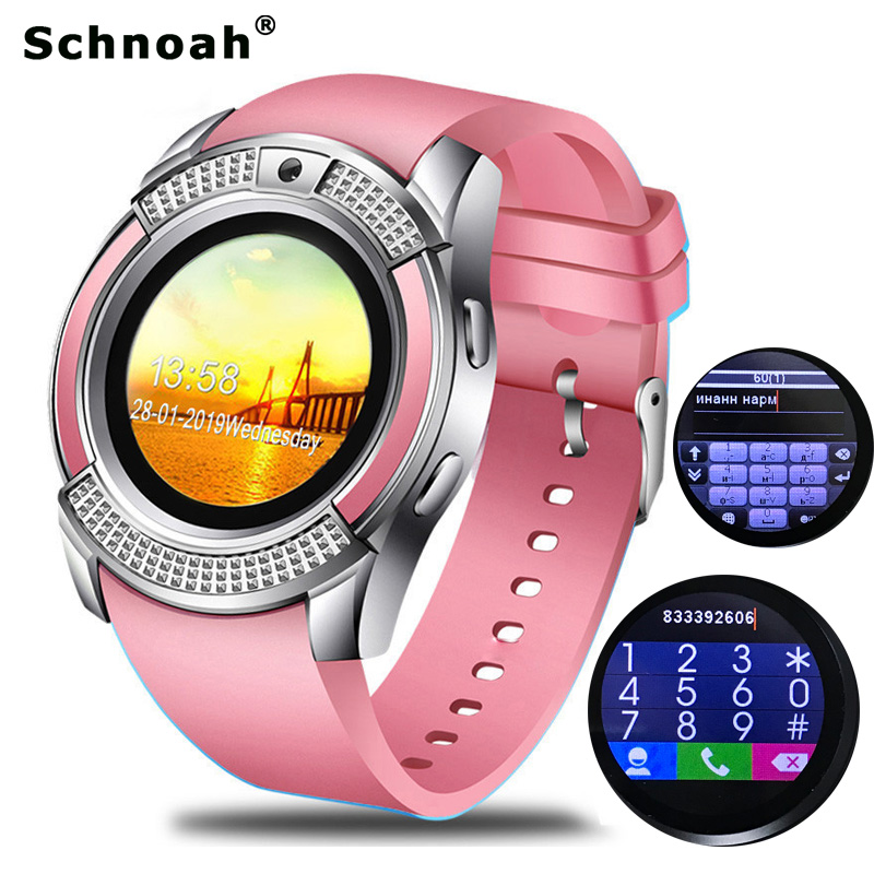 Smart Electronics Smartwatch Ladies Smart Watch Women Men Pedometer LED Clock Sport Wrist Watch Montre for Android Xiaomi Phone
