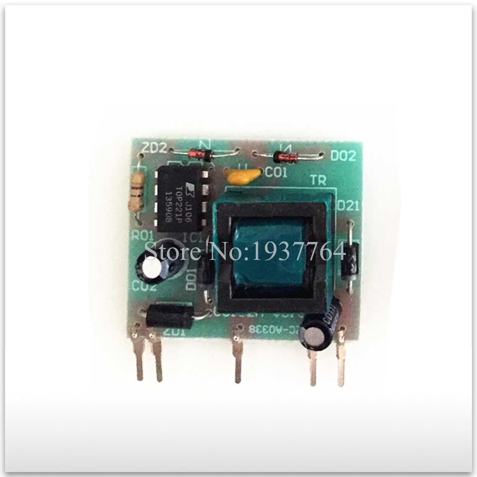 new for Mitsubishi Air conditioning board  power supply module CC102A-V3.0 12V good working 2pcs/lot good working original used for power supply board led50r6680au kip l150e08c2 35018928 34011135