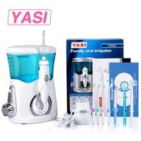 2017 New YASI 832 Dental Flosser Oral Irrigator Water Flosser Portable Irrigator Dental Floss Water Floss