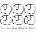 1 шт. 10 шт. 50 шт. 100 шт. на выбор-детали двигателя прокладка масляного насоса для двигателя BMW M50 M52 M54 11-42-1-719-855  11 42 1 719 855