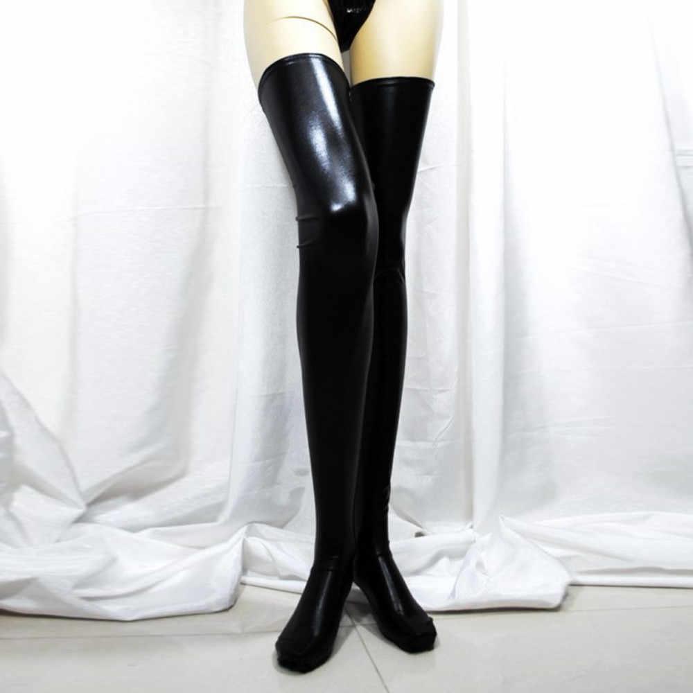 Сексуальный кожаных чулках