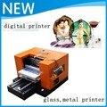 Máquina de impresión de cristal, vidrio impresora uv, impresora digital de cristal