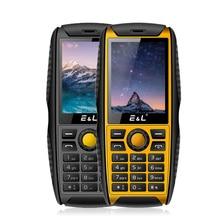 Первоначально Китай S200 IP68 прочный Водонепроницаемый противоударный мобильный телефон gsm старший старик открытый extrem Dual Sim Русская клавиатура
