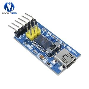 Image 4 - FT232RL FT232 FTDI USB 3.3V 5.5V do TTL moduł adaptera szeregowego mini port dla Arduino Pro do 232 podstawowy Program do pobierania