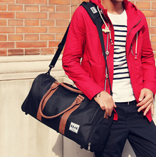 2017 brand high quality large men's travel bags duffle bag women fashion carry on luggage multifunctional weekend bags TB00009