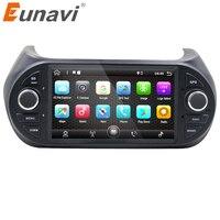 Eunavi Single 1 Din 7 Quad Core Android 7 1 Car Radio Stereo System GPS Navigation