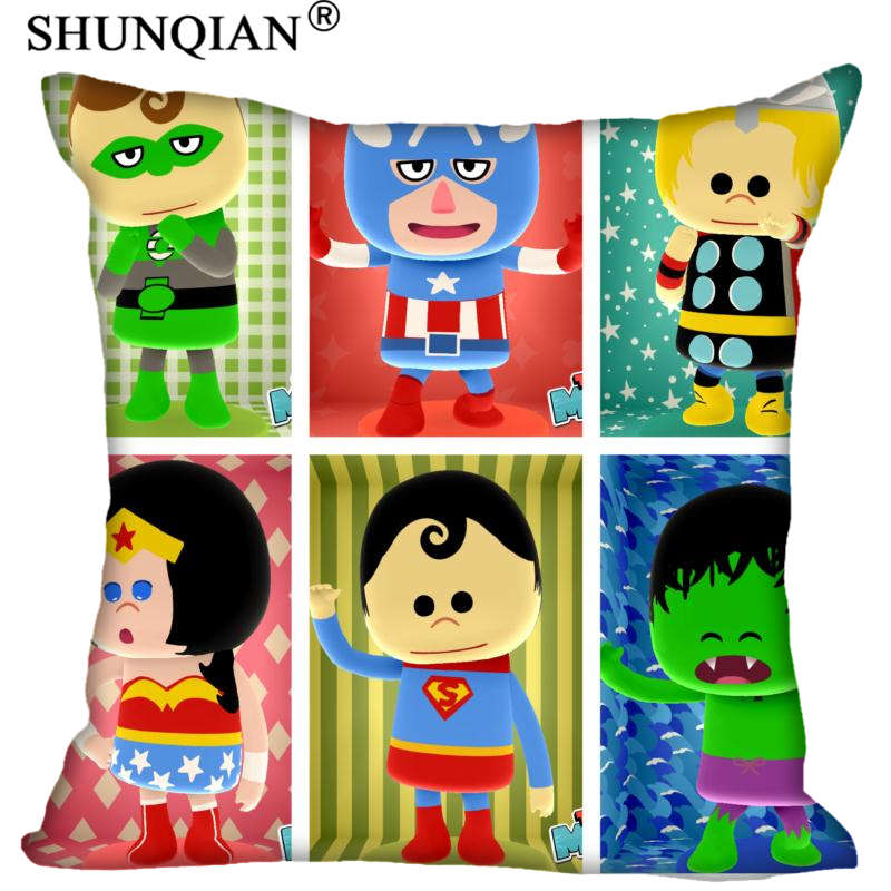 New Arrival toca mini Pillowcases zipper Custom Pillow Case More Size Custom your image gift