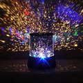 Increíble Flashing Colorful Sky Amo de la Estrella Luz de La Noche Precioso Cielo Estrellado Proyector de Estrellas de La Novedad Regalos Envío Gratis GYH