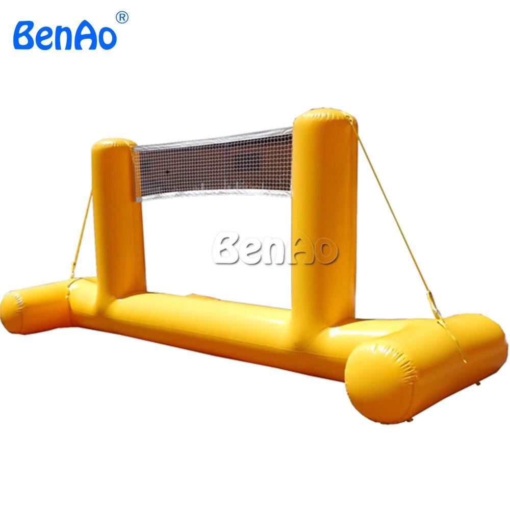 Terrain de tennis gonflable d'équipement d'entraînement de tennis d'enfants chauds de S250 BENAO a déposé l'arène de sport/terrain de badminton gonflable à vendre