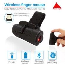Bluetooth 3.0 mini ratón 2.4g wireless pc gamer ratones Para Juegos oficina Ordenador periféricos USB ratón inalámbrico Portátil de Escritorio