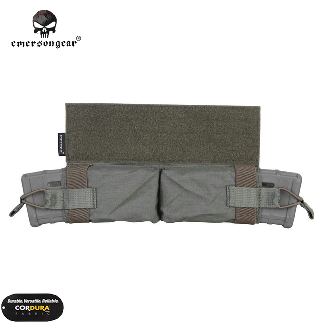 Emersongear M4 Side Pull Magazine Pouch Cs Mag Bag Molle Camouflage Tactical Gear Em9044