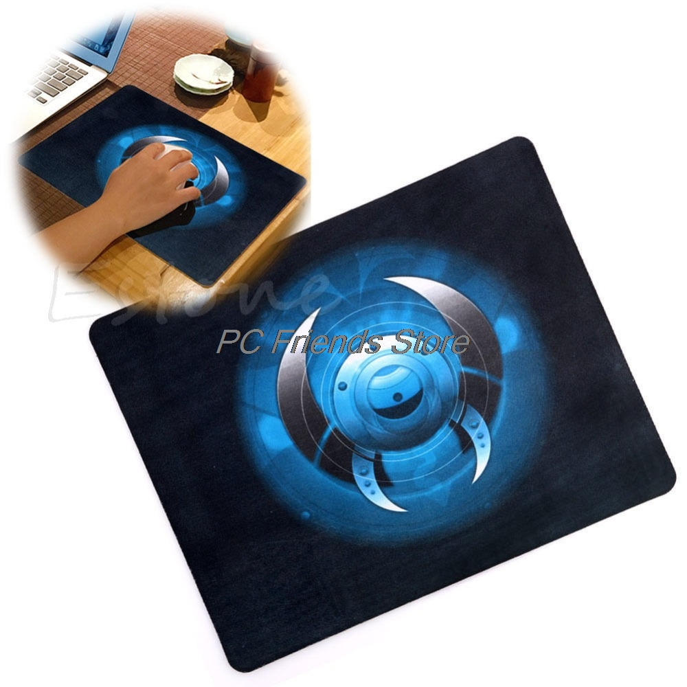 New Anti-Slip Mousemat Game Gaming Mousepad Speed PC Laptop Mice Mouse Pad Mat-PC Friend