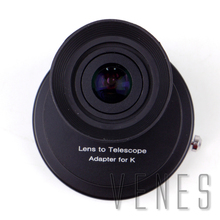 Wholesale Lens to Telescope Adapter Work For Pentax K Mount International Photographic Equipment Exhibition Published  Fourth Generation