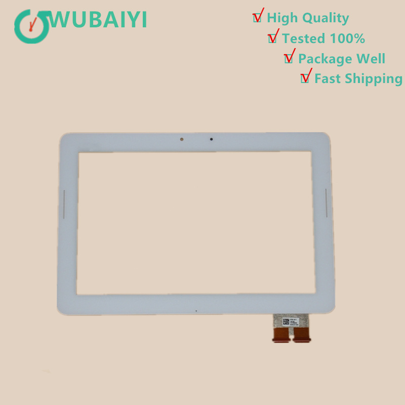 WUBAIYI For Asus Transformer Pad TF303 TF303K TF303CL K014 Touch Screen Digitizer Glass Panel Replace blackWUBAIYI For Asus Transformer Pad TF303 TF303K TF303CL K014 Touch Screen Digitizer Glass Panel Replace black