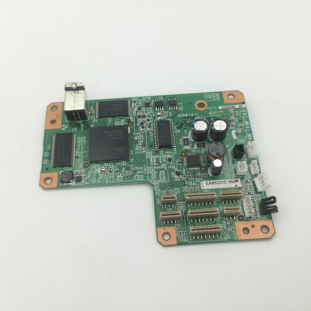 C691 CA45 MAIN MAINBOARD MOTHER BOARD FOR EPSON STYLUS PHOTO R280 PRINTER|Network Print Servers| |  - title=